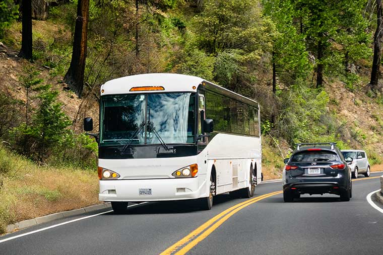 Private Buses and Bus Tourism Accidents